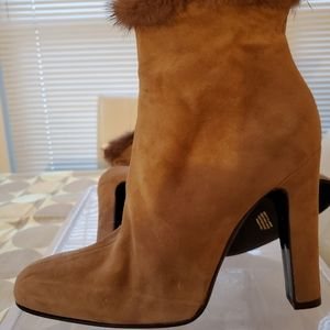 Patrick Cox Leather Upper/Lining/Sole Heels.